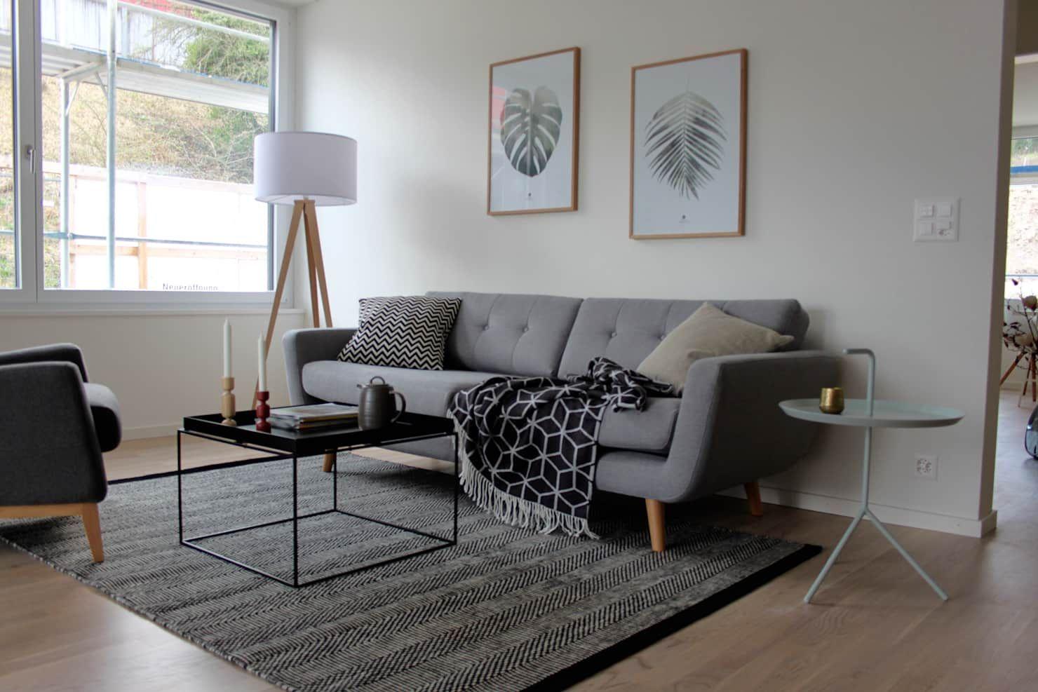 Wohnzimmer Im Nordischen Stil Skandinavische Wohnzimmer