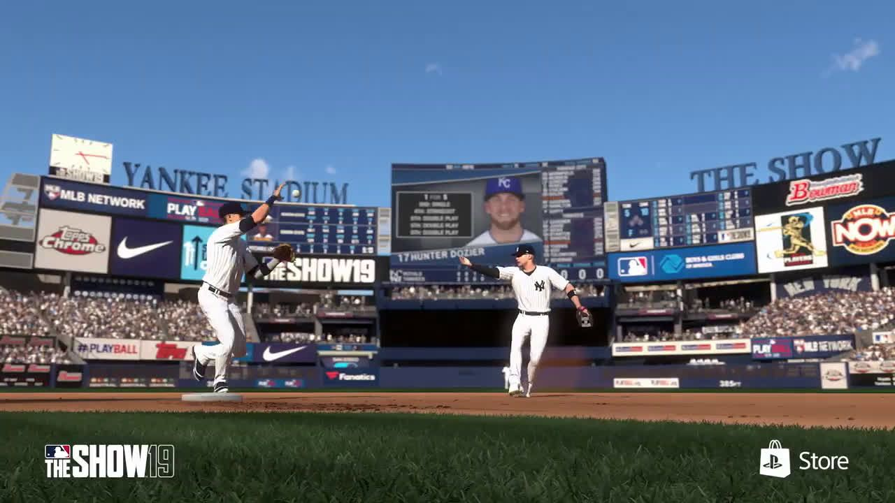 Mlb The Show 19 Countdown To Launch Playstation Store Trailer 2019 Mlb The Show Mlb Mlb Memes