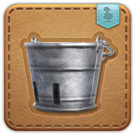 Magic Bucket: Obtained from fishing in South Banepool  Using the