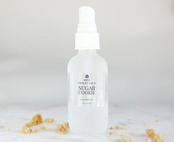 Sugar Cookie Hair Perfume  Vanilla Hazelnut  by MissVioletLace