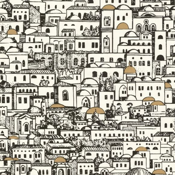 Papier Peint Mediterranea Cole And Son - Fornasetti | Illustration
