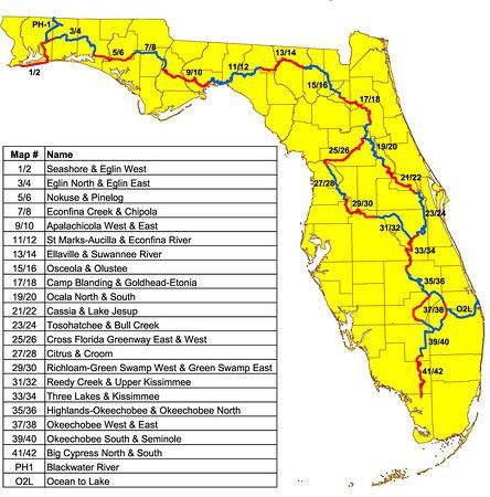 The Florida Trail … | Appalachian Trail | Flori…