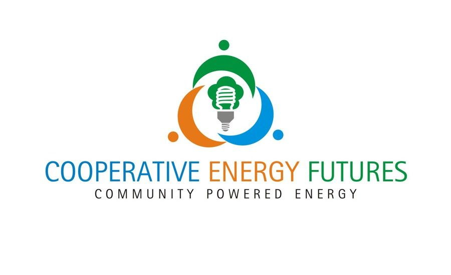 Logo For Cooperative Energy Futures By Neeraj Sarna With Images
