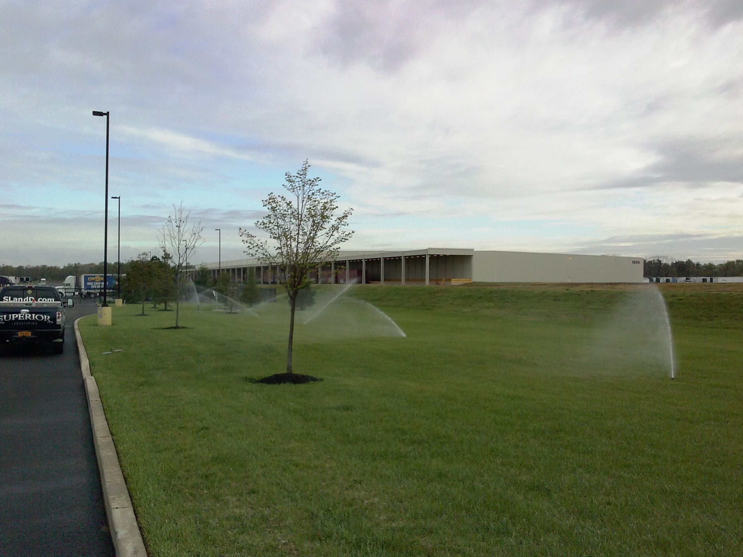 Irrigation System In Hamilton New Jersey Superior
