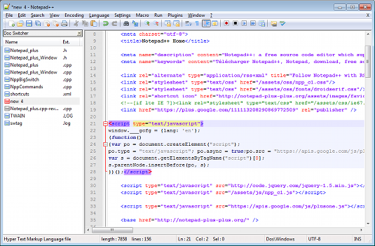10 Great Text Editors For Web Designers Web Design Creative Bloq Web Design Text Editor Free Notepad