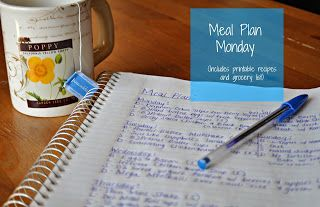 Darcie's Dishes: Meal Plan Monday: 6/1-6/7/15 This meal plan includes many crock pot recipes that are Trim Healthy Mama compatible. Many meals are low-carb and ALL are sugar-free. The meal plan features a printable shopping list.