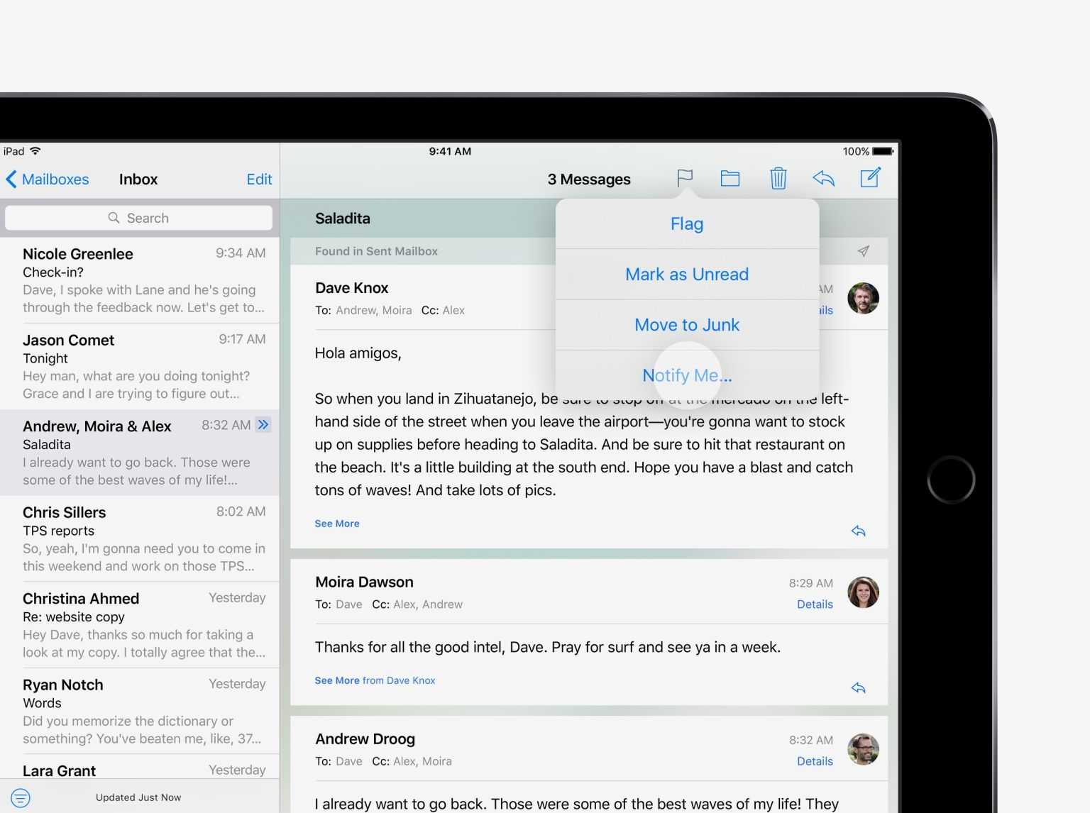 Don't miss an important reply iOS 10 Tips and Tricks for