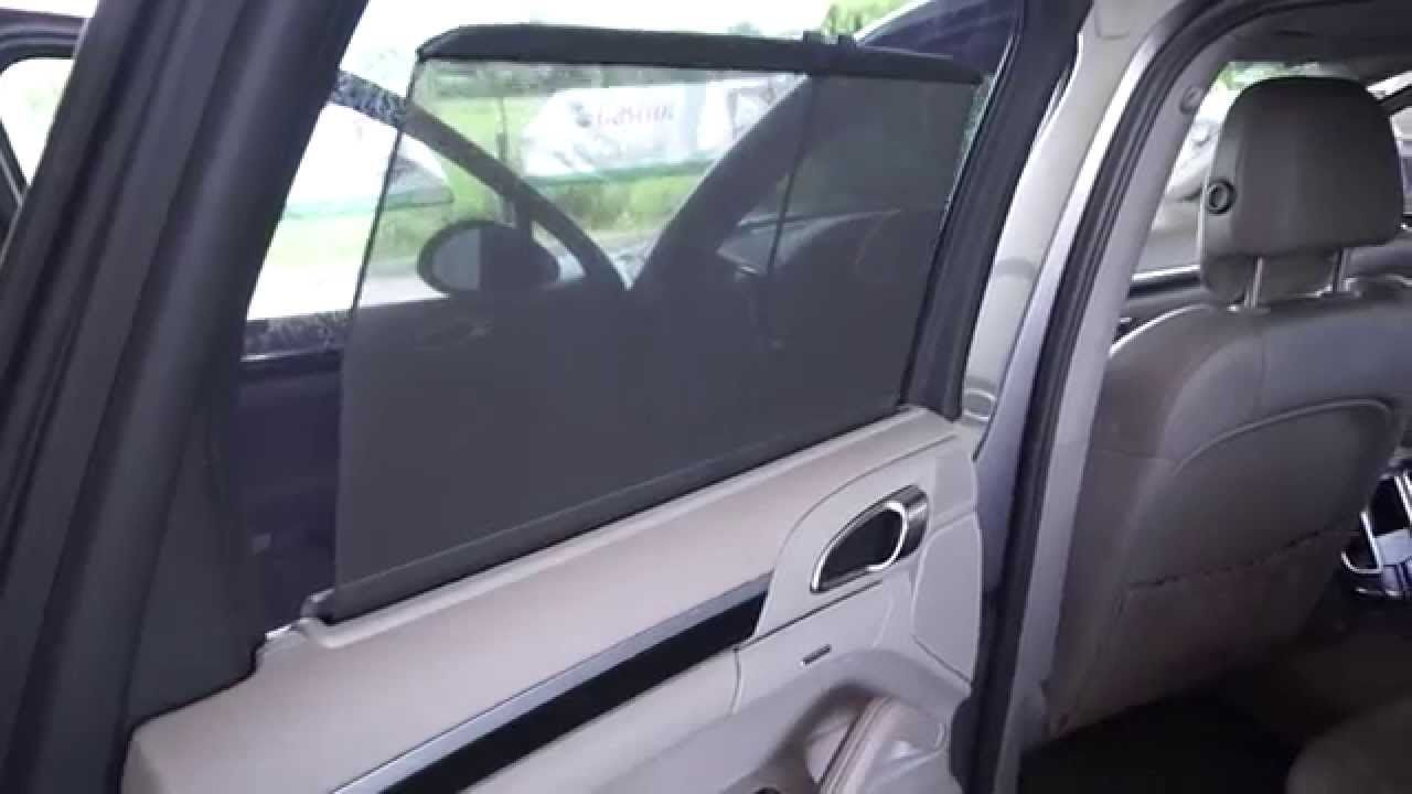 Car window coverings  electric car window curtains  realtagfo  pinterest