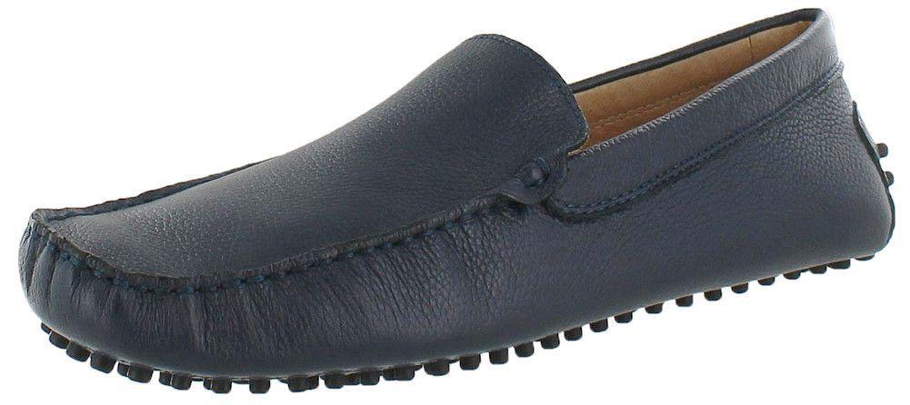 1a3c9ccbe0 Pierre Cardin Paris Men's Leather Loafers Driving Shoes Moccasins ...