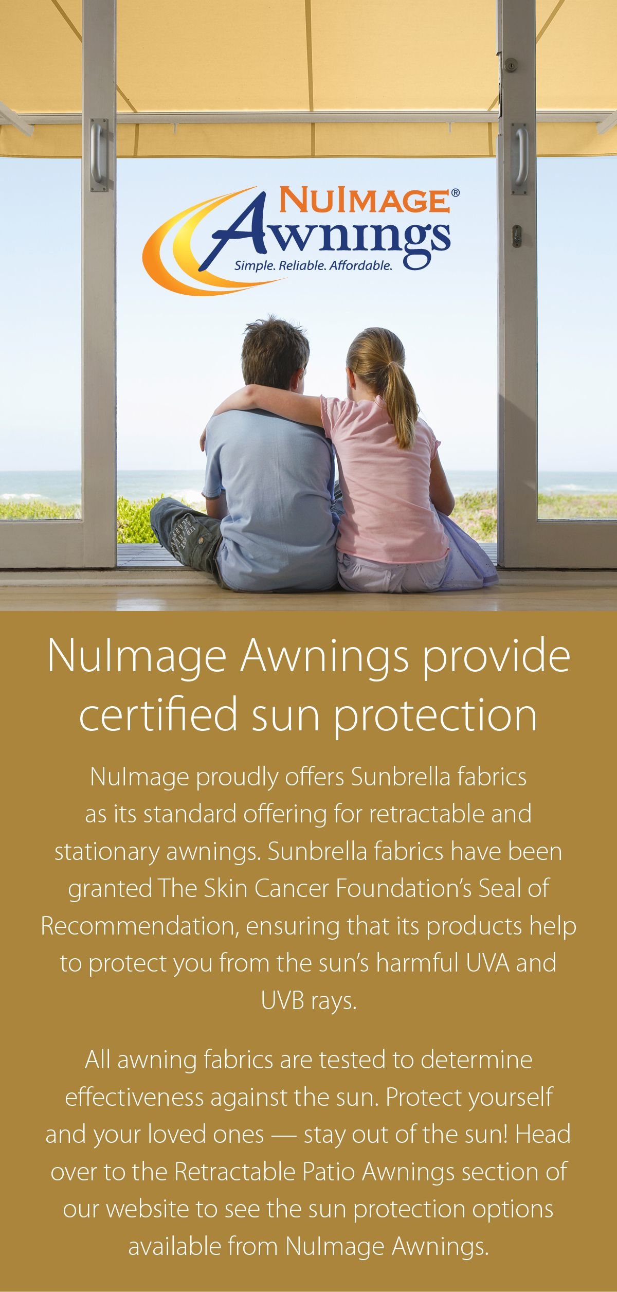 Our Fabrics Help To Protect You From The Sun S Harmful Uva And Uvb