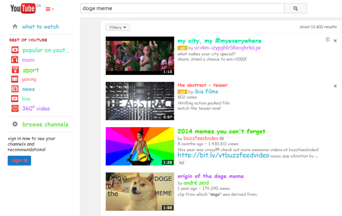 A Google Doodle And Youtube Easter Eggs Google Doodles Youtube