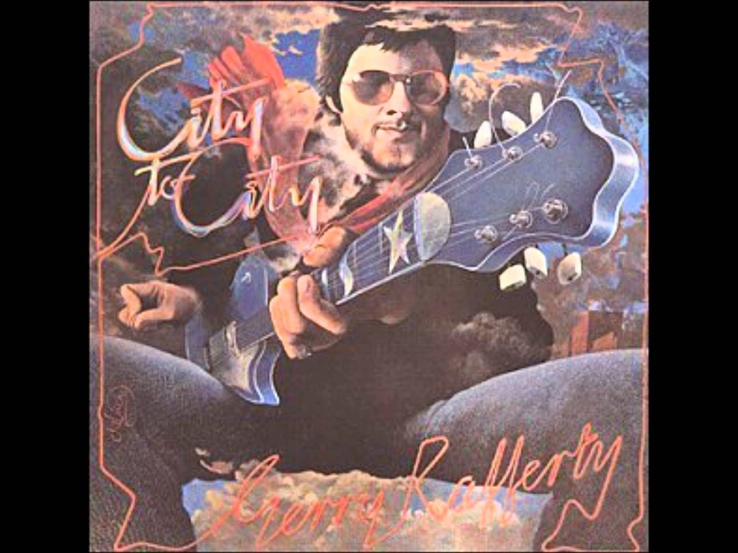 Gerry Rafferty Right Down The Line A Classic Song With Powerful Words And A True Story For Me Album Cover Art Gerry Rafferty Rock Album Covers