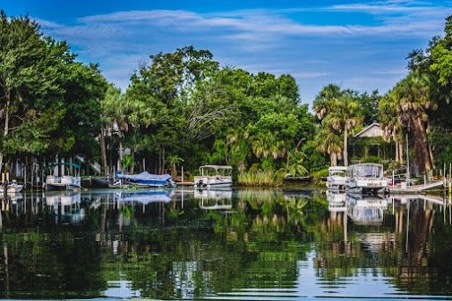 Boating in Crystal River, FL #photooftheday   #travel   #travelphotography