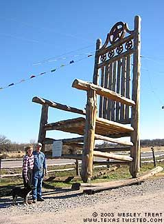 Star Of Texas Rocker Is The Largest In The World. Lipan, TX Weu0027ve Been  There Haha That Place Is Pretty Cool! This Was On The Drive Back To San  Antonio From ...