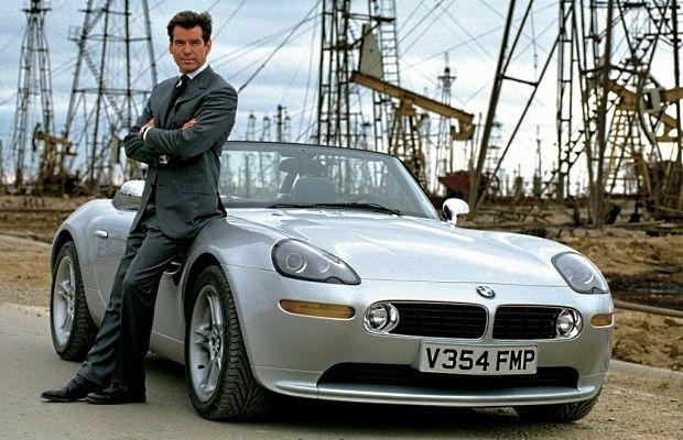 The 25 Best Movie Bmws James Bond Cars Bmw Z8 Bond Cars