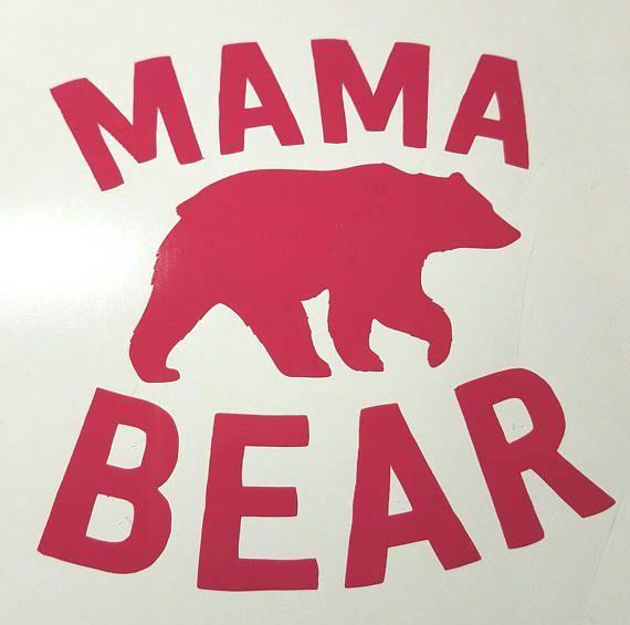 Mama Bear Fr Vinyl Decal Stickers Vinyl Decal For Tumbler - Custom vinyl decals macbook