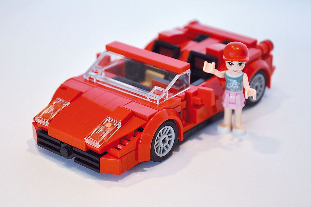 Ferrari 458 Italia Spyder Lego Pinterest Lego And Lego Building