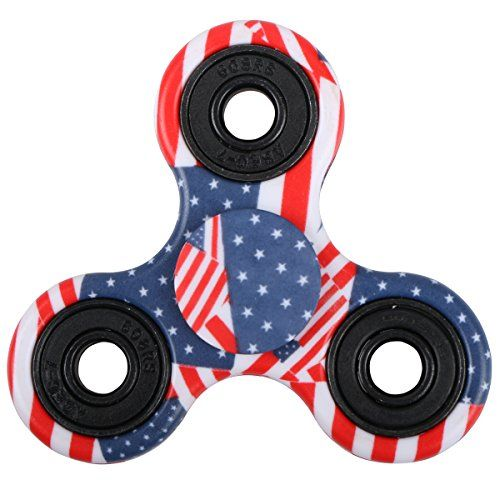 EVERMARKET New Style Premium Tri Spinner Fid Toy With Premium