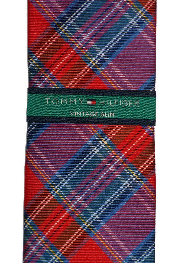 Mens Necktie Tommy Hilfiger HLqS8pEDZ