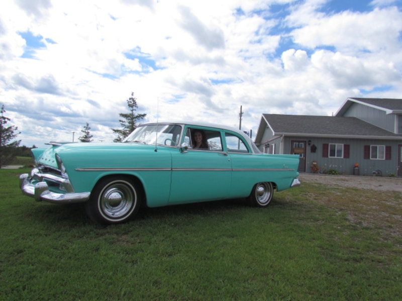 1956 Plymouth Savoy for sale by Owner - Caro, MI | OldCarOnline ...