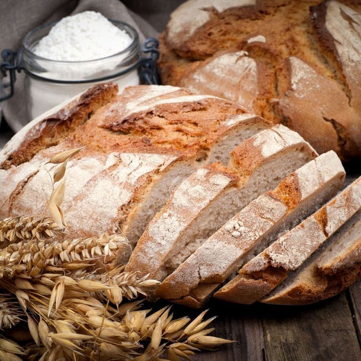 Bauernbrot - das beste Rezept #kochenundbacken