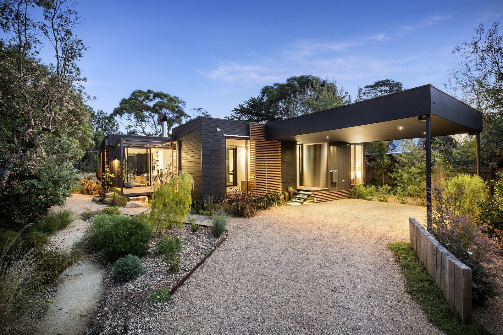The Merricks Beach House Modern Home In Merricks Beach
