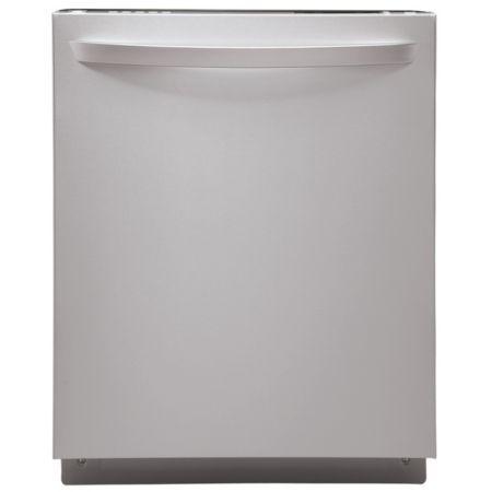 lg 24 stainless steel dishwasher with stainless steel interior rh pinterest com LG Dishwasher LG Dishwasher Problems