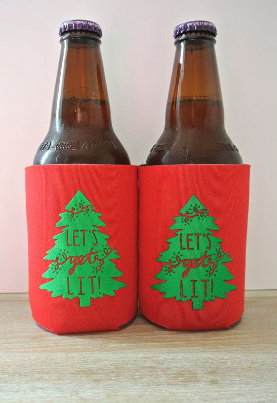 Christmas Koozies.Pin On You Re That Girl Designs Holiday