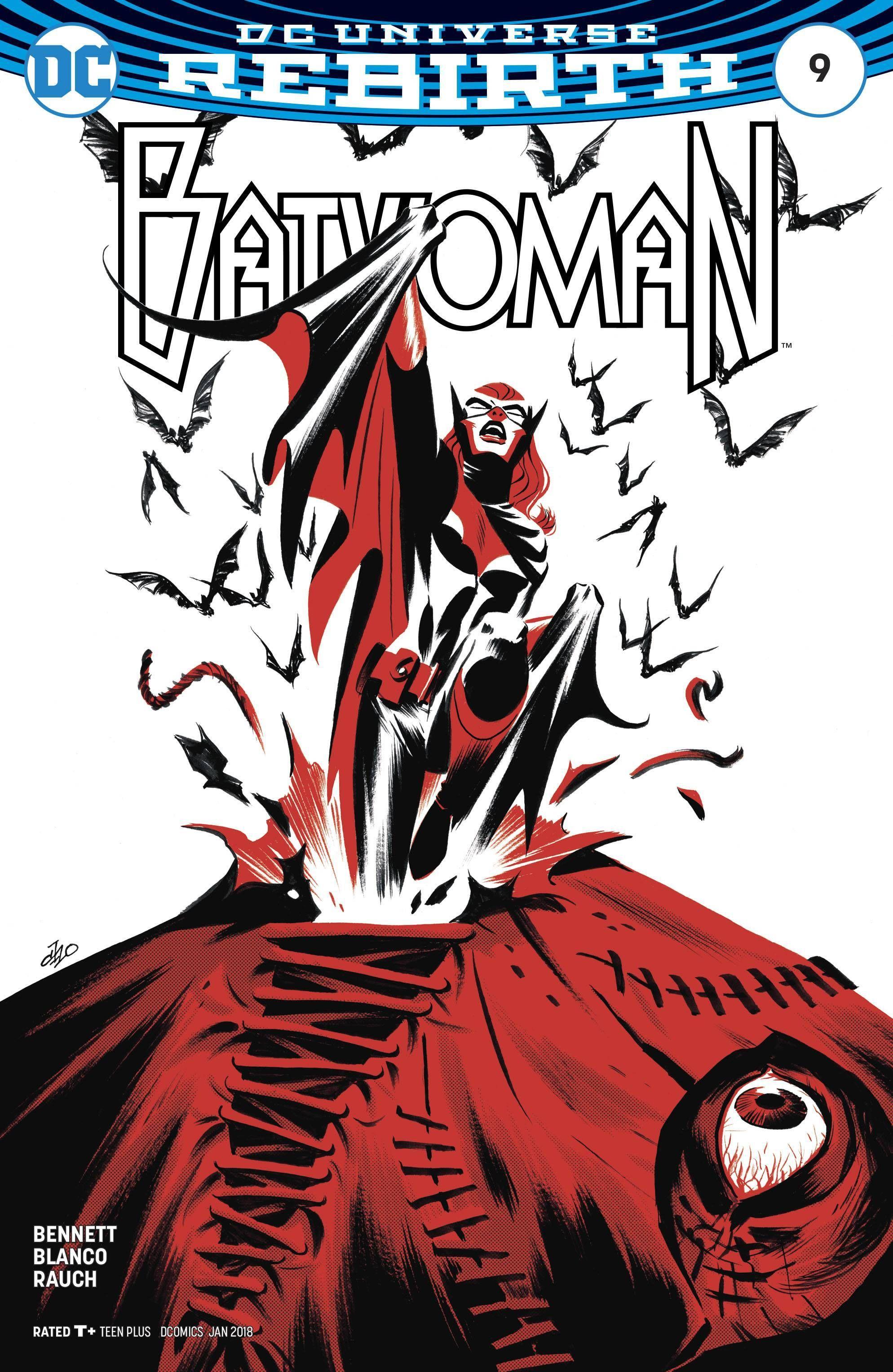 Batwoman #9 Variant DC Comics Rebirth