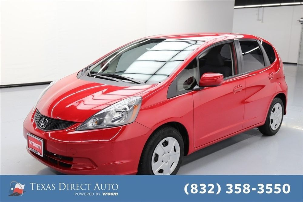 For Sale 2012 Honda Fit Texas Direct Auto 2012 Used 1.5L