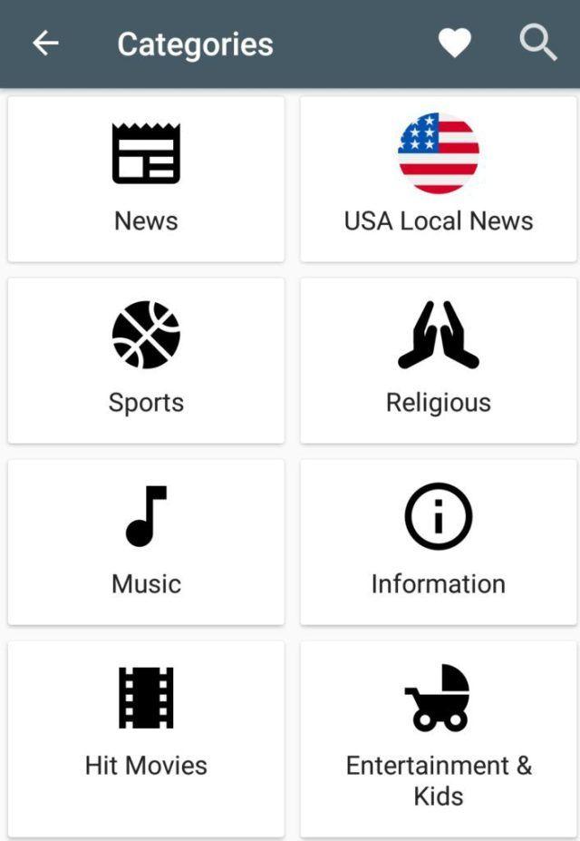 Exodus Live TV v16 1 Cracked APK Download   Android Apps