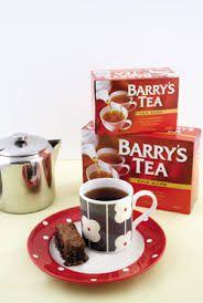 Barry's tea (Lyons)