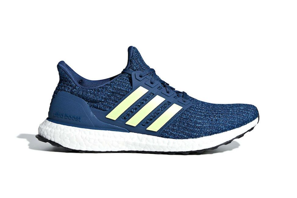adidas's UltraBOOST 4.0 Receives a