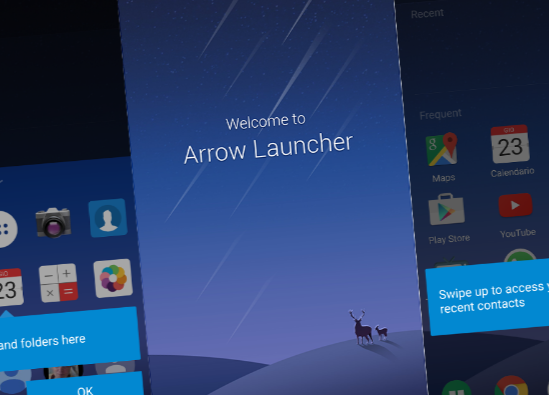 Arrow Launcher Beta Testing New Features On Android Appinformers Com Beta Testing Android Ads