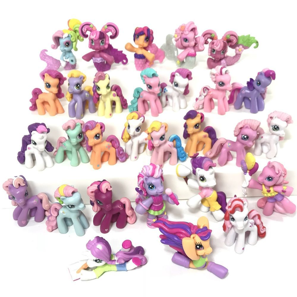 My Little Pony Mlp Ponyville Fim Mermaid Large Lot Ebay My Little Pony Pony Balloon House