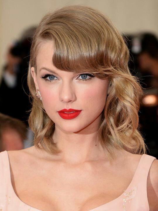 Taylor Swift Met Gala 2014