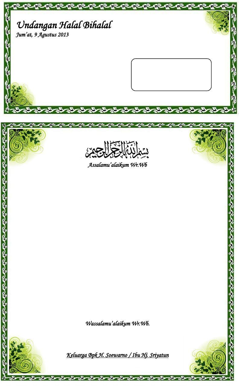 Contoh Surat Undangan Syukuran Pernikahan Office Word Microsoft Office Word Microsoft Word 2010