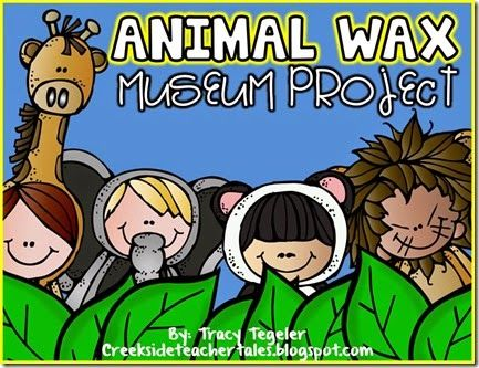 animal research project Science Pinterest Wax museum, Language - science project report