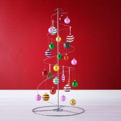 Ikea sterreich yrsn dekohalter silberfarben mit for Weihnachtsideen dekoration