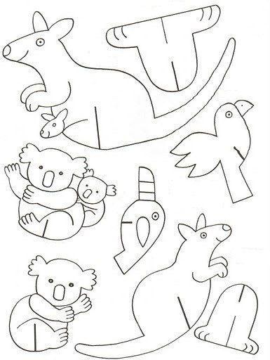 Schauen Sie Mal Wie Einfach Kann Man Tiere Aus Papier Mit Kindern Basteln Die Vorlagen Sie Hier Probieren Basteln Mit Kindern Tiere Aus Pappe Tiere Basteln