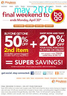 Payless Shoes Coupons Free printable coupons, Shoes
