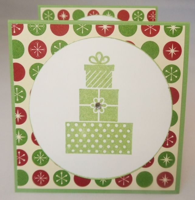 Stampin Up! Wishing you Christmas cards