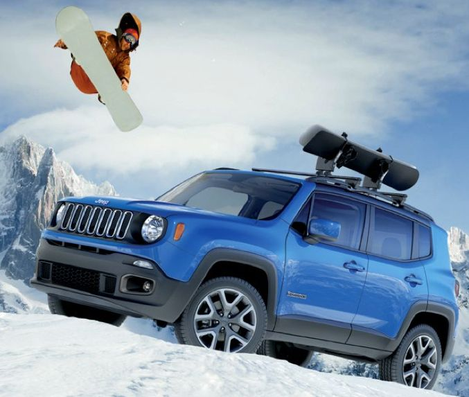The All New 2015 Jeep Renegade Is Up For Any Adventure Jeep Renegade 2015 Jeep Renegade Jeep