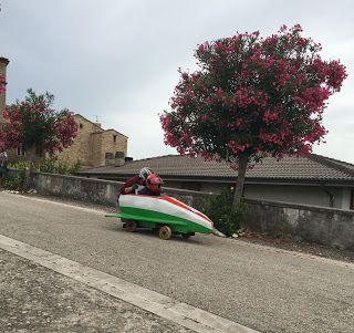 massignanonews: Gara di carrozzetti