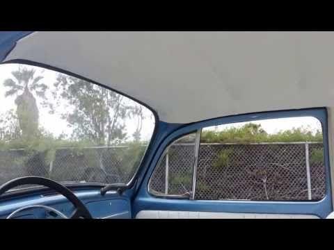 1966 Vw Bug With Roof Rack Vw Bug Roof Rack Bugs