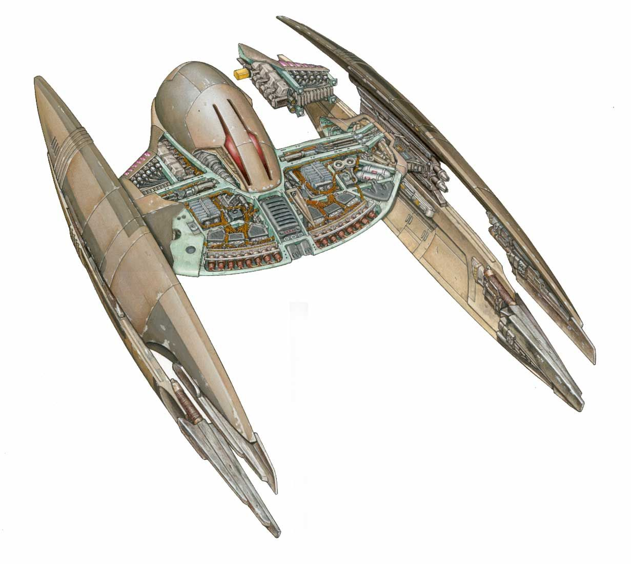 Droid Starfighter