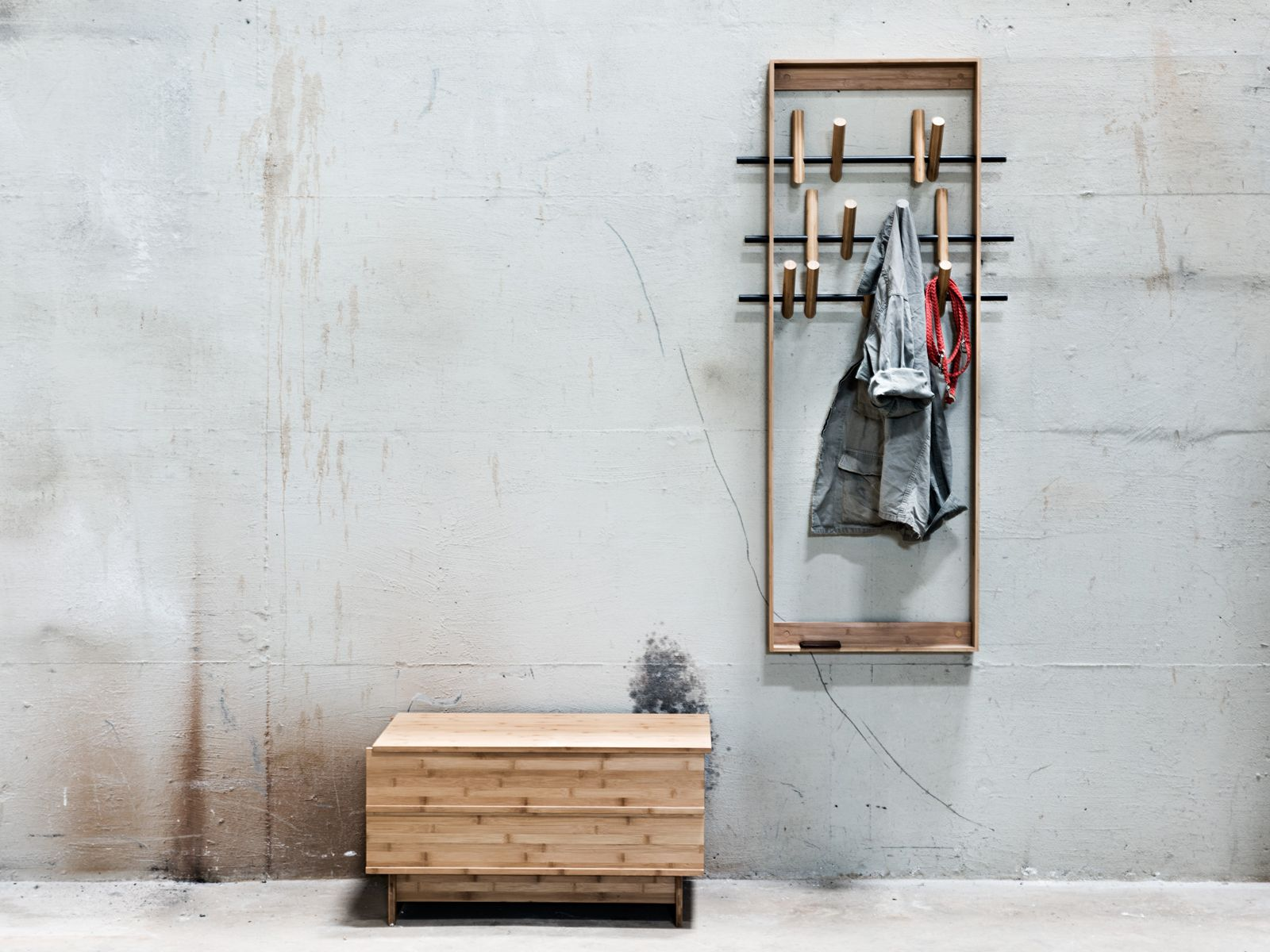 Blickfang Garderobe Bank Ideen Von