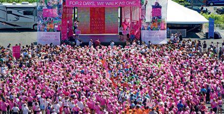 walk cancer avon for boston breast