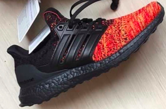 7ef205276 First Look At The Game Of Thrones x adidas Ultra Boost House Targaryen  Dragons An adidas
