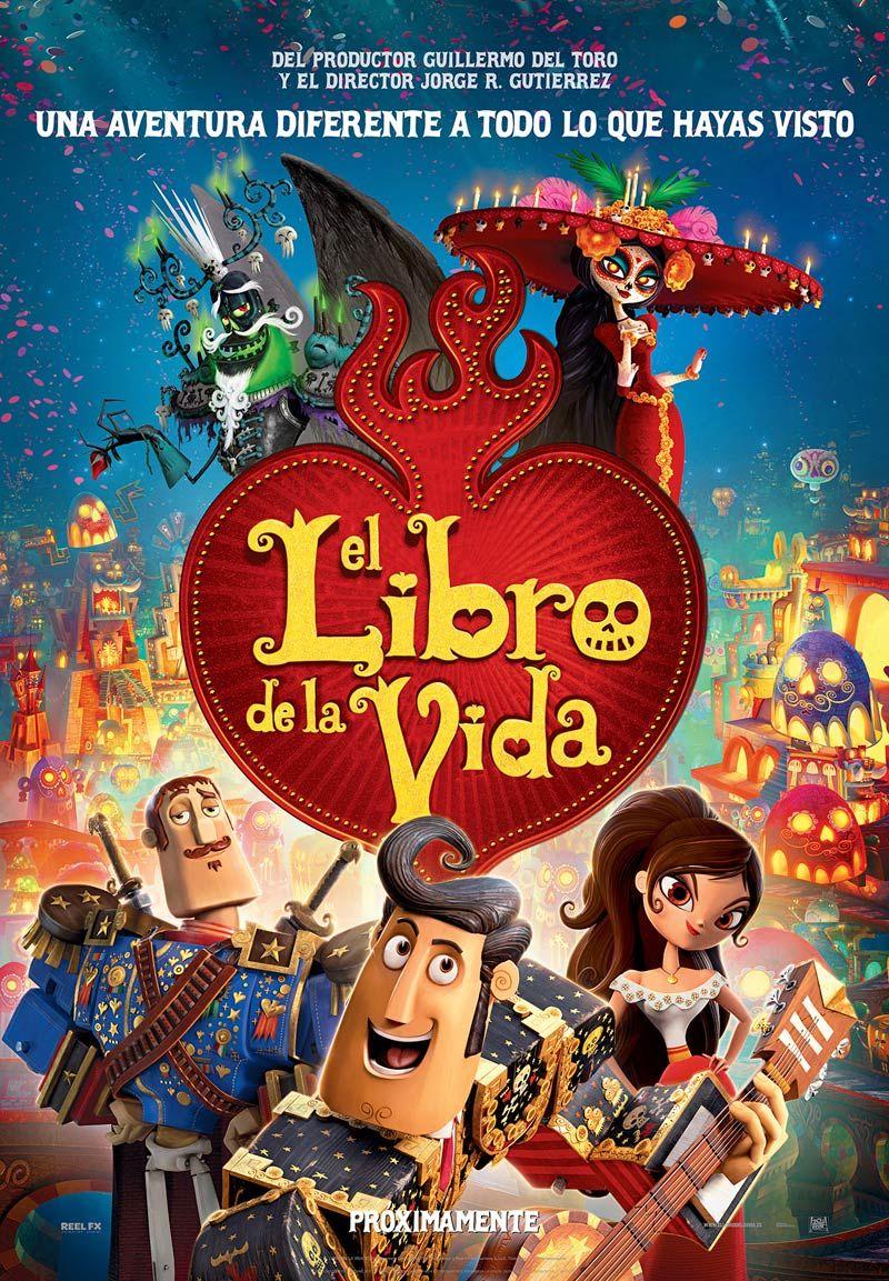 El Libro De Vida The Book Of Life Novice Guide Book Of Life Book Of Life Movie Spanish Movies